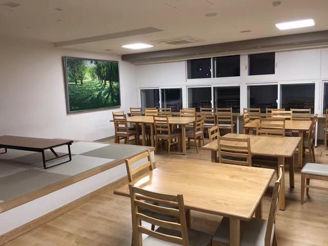 学员们的宿舍是什么样子的?