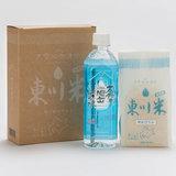 东川町的大米和源水